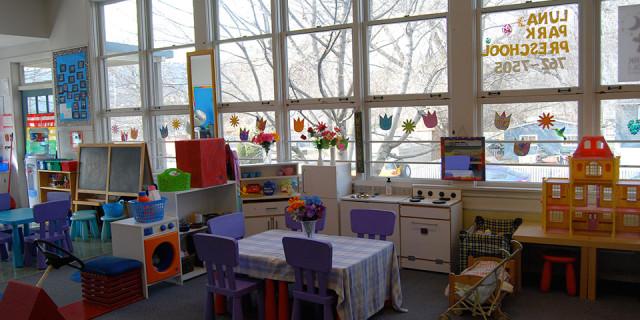Luna Park Preschool Centre